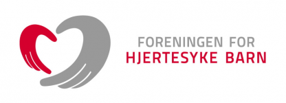 Logo - Foreningen for hjertesyke barn